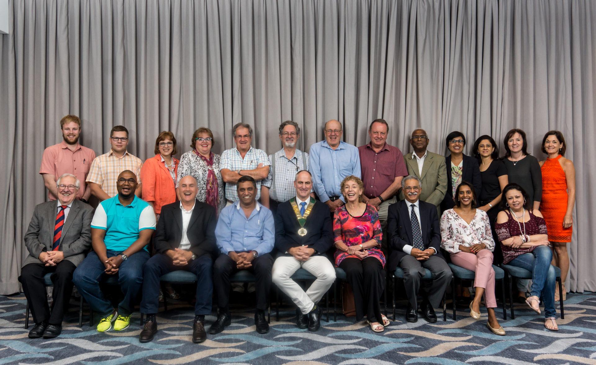 SASSOG Council 2015 - 2017